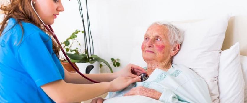 Objetivos y funciones de la enfermería geriátrica