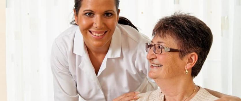 Prevención de accidentes en asilos de ancianos: caídas.